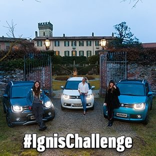 #IgnisChallenge: le tre anime di IGNIS si sfidano a colpi di like
