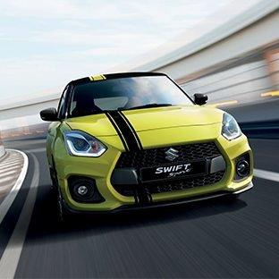 Suzuki SWIFT Sport BeeRacing debutta online!
